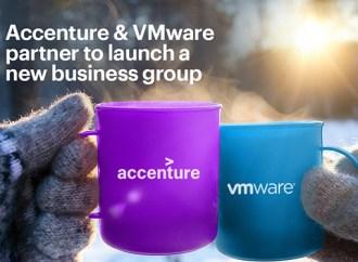 Accenture lanzó un nuevo grupo empresarial con VMware