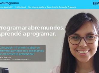 #YoProgramo, puerta de entrada al Universo IT