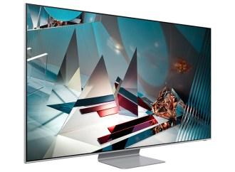 Samsung presentó el TV 8K QLED