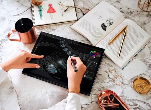 ZenBook Flip S OLED llegó a México y es la laptop más elegante de ASUS