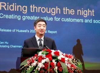 Huawei publicó su informe anual 2020