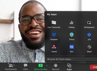 Zoom anunció un fondo de 100 millones de dólares para sus aplicaciones