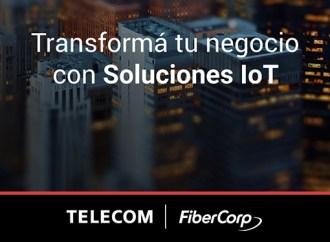 Telecom presenta soluciones para el mercado corporativo IoT