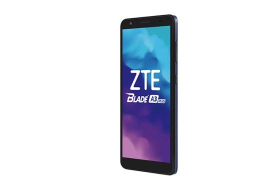 ZTE presentó su Blade A3 Plus