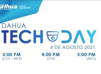 """Dahua Technology presentó """"Dahua Tech Day"""""""