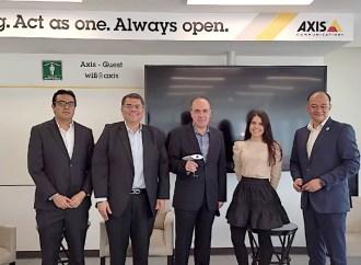 Axis celebró los 25 años de la cámara IP