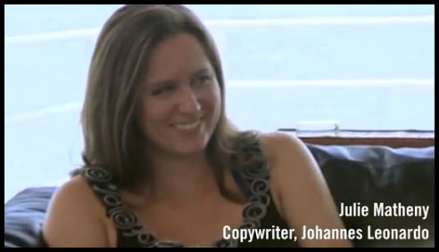 Julie Matheny Johannes Leonardo