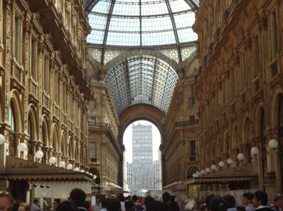 Milan Galleria 4 EBJ Chronicles