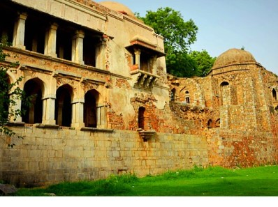 Hauz Khas Fort, New Delhi 1 EBJ Chronicles
