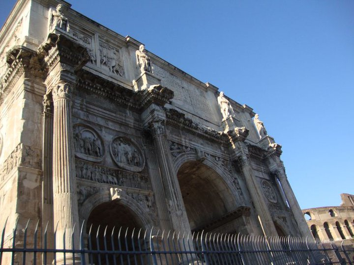 Arch of Constantine 1 EBJ Chronicles