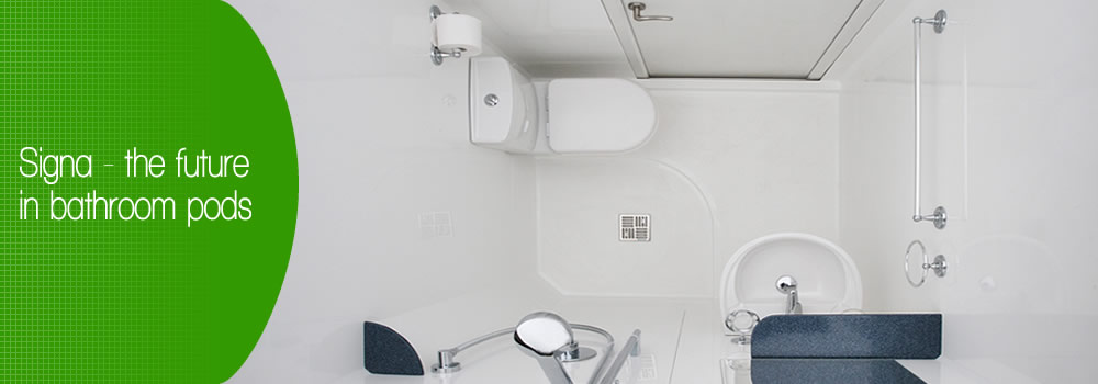 Prefabricated Ensuite Bathroom And Shower Pods By EBL