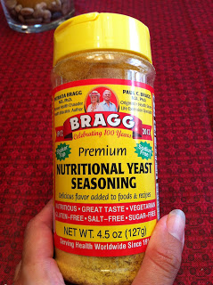 PRODUCT INFO: Nutritional Yeast Seasoning