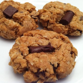 Free Allergy Recipe: Oatmeal Raisin Cookies