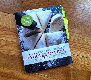 Colette Martin's Cookbook: Learning to Bake Allergen-Free