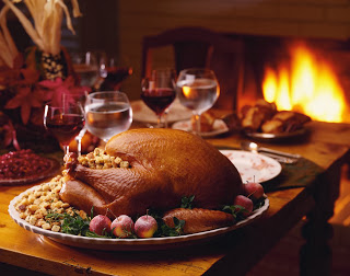 EBL Food Allergies: Thanksgiving Dinner