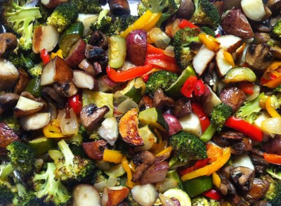 EBL Food Allergies: Roasted Veggies