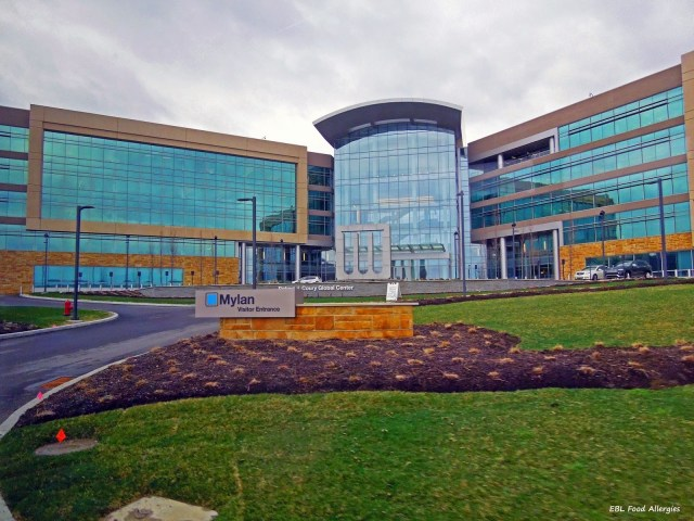 Mylan Headquarters - Third Blogger Summit