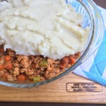 Allergy Friendly Shepherd's Pie, Top 8 and Gluten Free