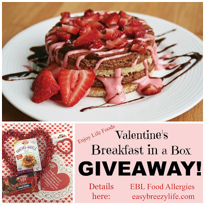 Allergy Friendly GIVEAWAY courtesy of Enjoy Life Foods! Enter now!