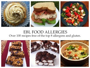 Over 100 allergy-friendly recipes