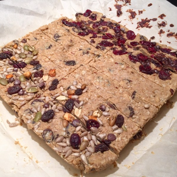 No Bake Protein Bars are dairy, egg, nut, wheat & gluten free
