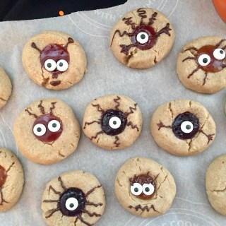 Allergy-Friendly Hallween Cookies