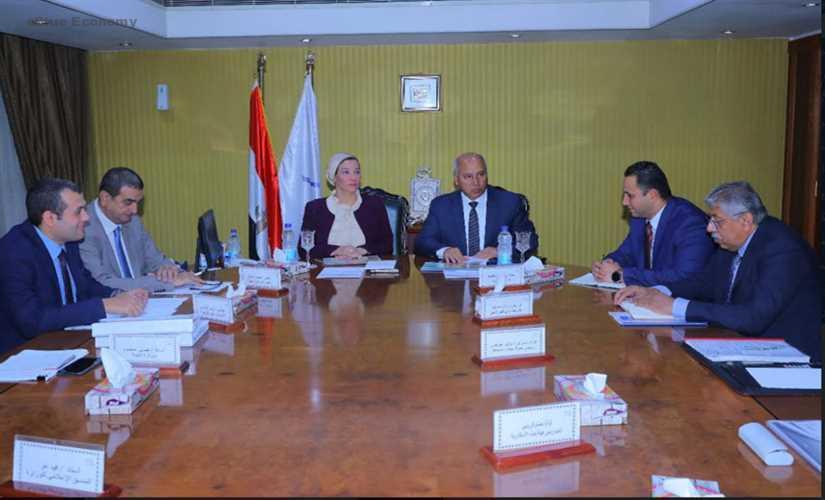 eBlue_economy_تحويل الموانئ المصرية الى موانئ خضراء صديقة للبيئة