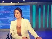 eBlue_economy_الاعلامية اللبنانية أريج خطار فى حوارل _ eBlue Economy _اقول للبحر أخبرنى عن أسرارك وماتختزنه داخلك