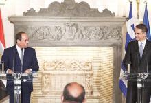 eBlue_economy_ترسيم الحدود المصرية اليونانية _شوكة_ فى قلب تركيا