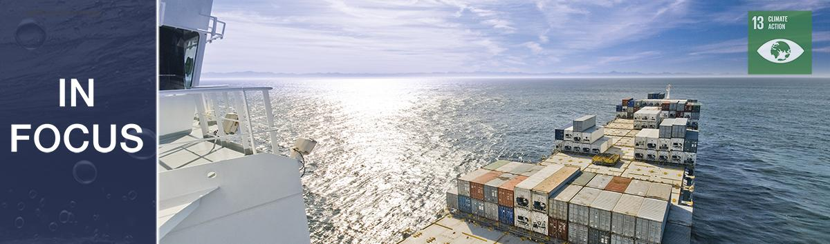 eBlue_economy_IMO _ Reduce the carbon intensity of international shipping by at least 40% by 2030