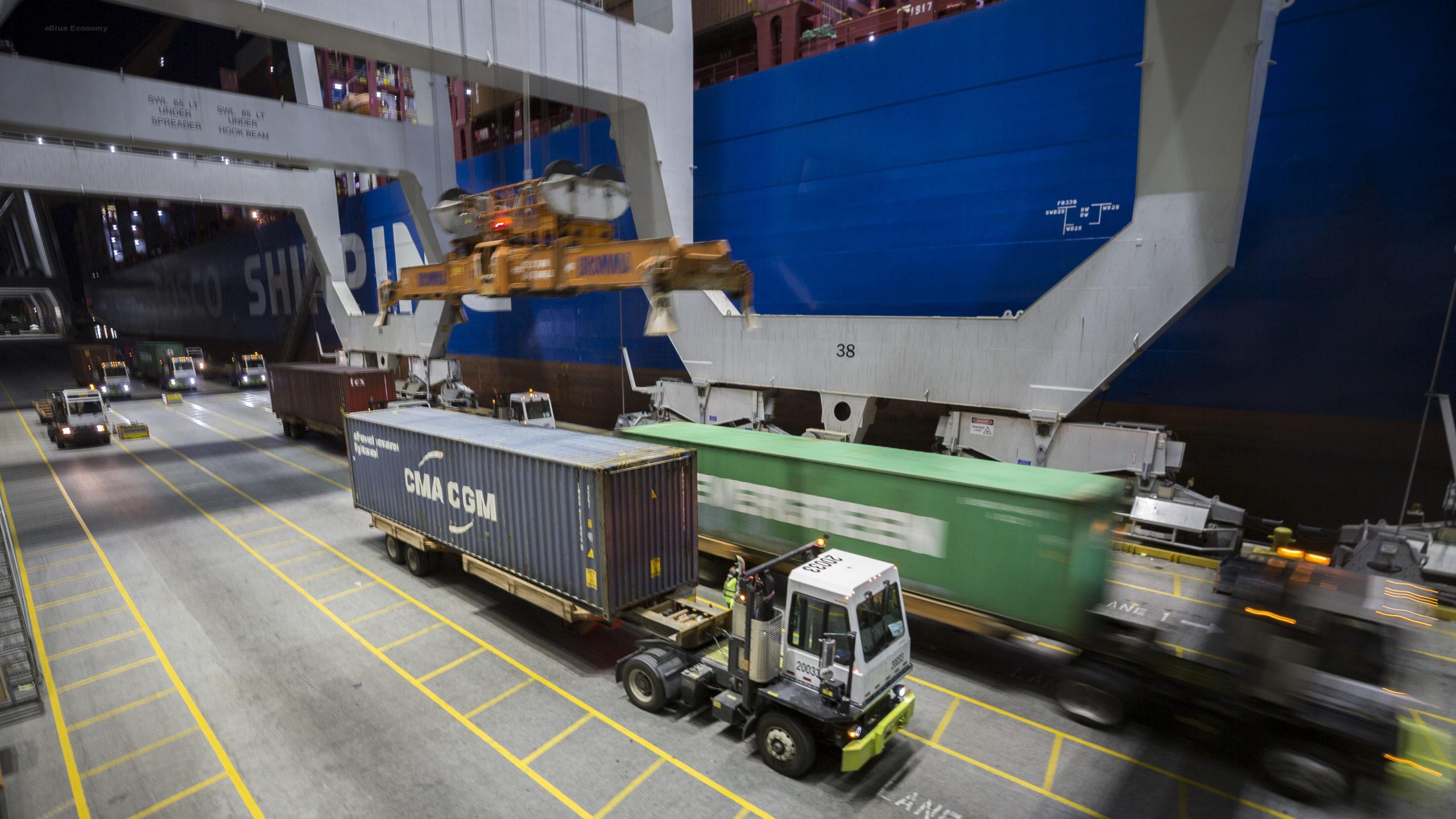 eBlue_economy_ Port of Savannah handled