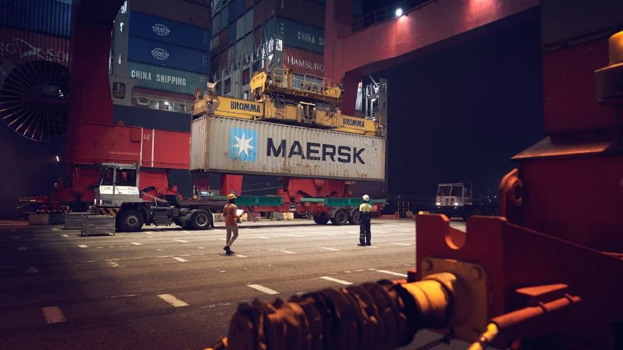 eBlue_economy_Maersk revamps Europe to Middle East & Indian Subcontinent network