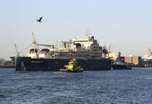 eBlue_economy_World_ largest LNG bunkering vessel to call on Rotterdam