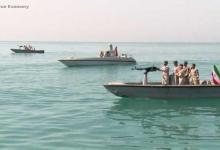 eBlue_economy_ايران تحتجز عشرات السفن الاجنبية فى الخليج