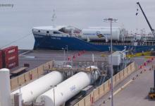 eBlue_economy_ FURE VEN, a dual-fuelled vessel owned and operated by Furetank of Donsö, Sweden