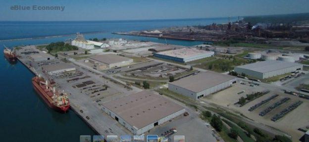 eBlue_economy_ Port of Indiana handling cargo for $1 billion Michigan power plant