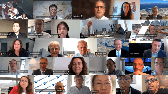 eBlue_economy_Chain PORT group analyses the role of ports during sixth annual meeting