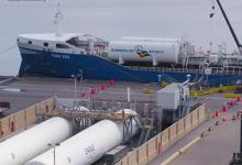 eBlue_economy_VEN Swedish Flagged Tanker the First Foreign Flagged Vessel to Bunker LNG at a US Port