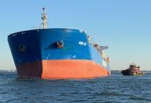 eBlue_economy_ Panamanian-Flagged Cargo Ship ran aground near Norfolk