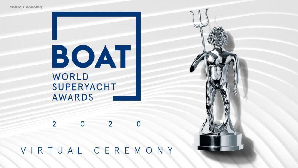 eBlue_economy_World Superyacht Awards 2020 to Take Place as Virtual Event