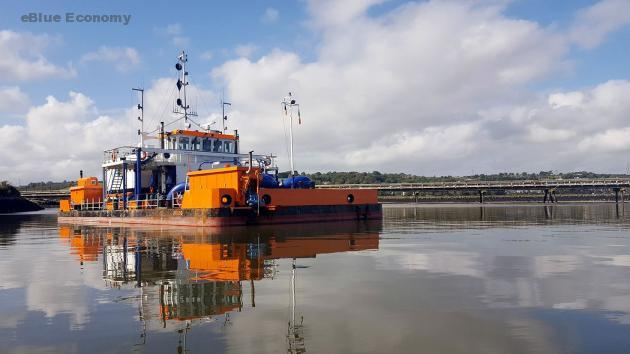 eBlue_economy_ Port of Rotterdam performing trial with water injection dredging