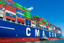 eBlue_economy_CMA CGM ship