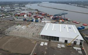 BCTN's inland container terminal in Alblasserdam ready for further growth at Port of Rotterdam