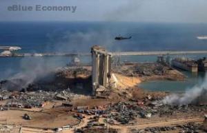eBlue_economy_تنافس ألماني فرنسي على إعادة بناء مرفأ بيروت