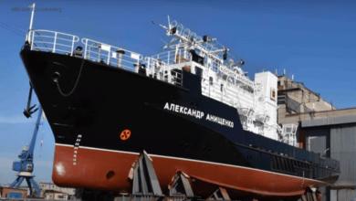 eBlue_economy_روسيا تنتهي من اختبار سفينة أبحاث بحرية جديدة