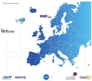 . eBlue_economy_GALATEA MAP OF PARTNERS