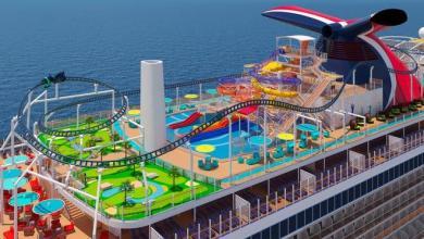 eBlue _economy_Carnival Cruise Line