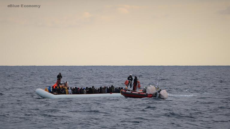 eBlue_economy_خفر سواحل ليبيا ينقذ أكثر من 600 مهاجر في اليومين الماضيين
