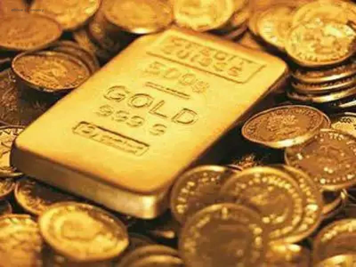 eBlue_economy_رغم انخفاضه.. الذهب يحقق أول مكاسب شهرية منذ بداية عام 2021