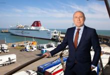 eBlue_economy_Glenn Carr, General Manager of Rosslare Europort